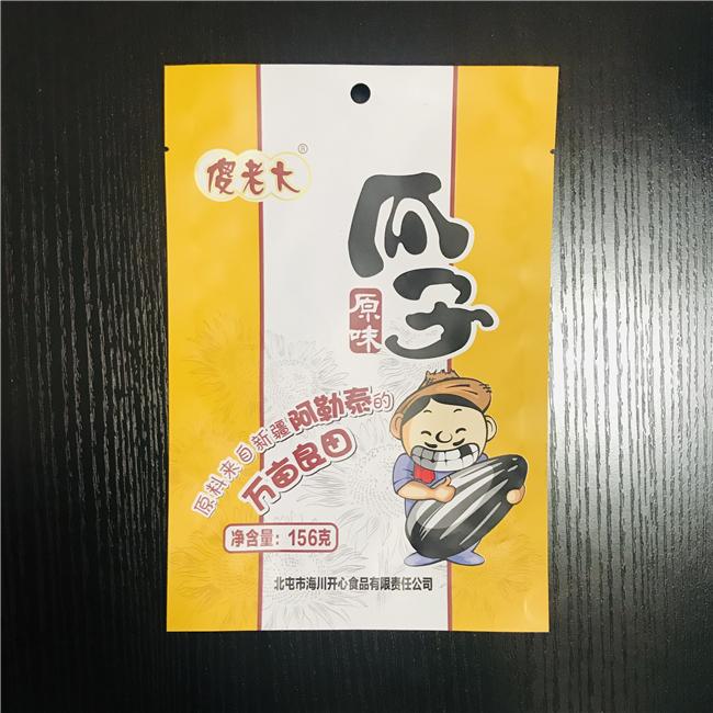 食品包装袋中铝箔袋的特点 、材料 、应用范围